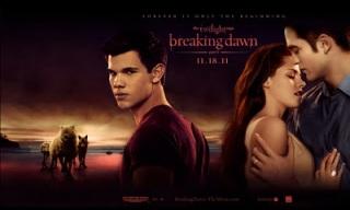 Twilight 4 Film - Breaking Dawn